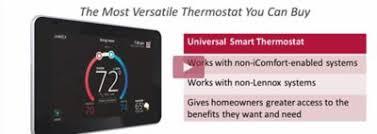 lennox thermostat. sales webinar lennox thermostat 1