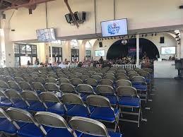 Ocean City Nj Music Pier Seating Chart Inside Ocean City Music Pier Set Up For A Concert Picture