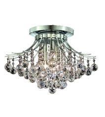toureg 6 light 19 inch chrome flush mount ceiling light in royal cut