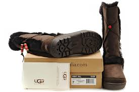 Ugg Black Brown-Nightfall Boots 5359 Outlet,uggs sparkle boots sale,ugg  moccasins dsw,100% Genuine