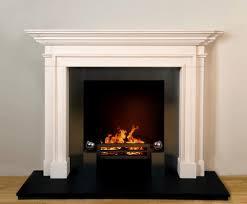 blenheim limestone fireplace
