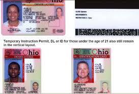 Renewal golfclub Ohio - Driver's License