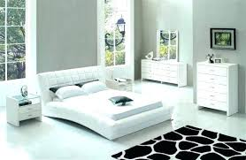 King Size Leather Bedroom Sets Bed Headboard Full China Modern ...