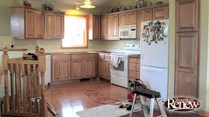 How To Renew Kitchen Cabinets How To Remodel A Full Kitchen In 2 1 2 Days With Renew Cabinet