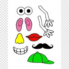 The digital images are great for scrapbooking, cards or other projects. Mrs Potato Head Transparent Background Png Cliparts Free Download Hiclipart