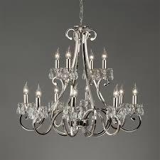 oksana 12 light chandelier crystal modern classic large chandelier ul1p12n