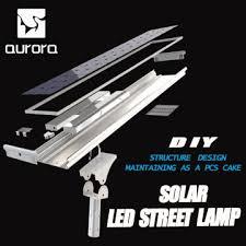 All In One Solar Street Lights  Solar Street Light Street Lights Solar Street Light Brochure