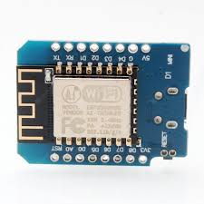 DIKAVS ESP-12F Wi-Fi Development Board Module Blue Boards ...