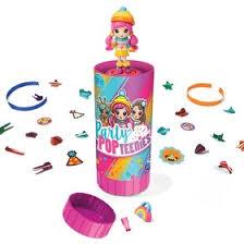 <b>Хлопушка Party Popteenies</b>, с сюрпризом, 1 кукла (4122307 ...