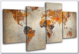 large world map canvas ikea vincegray2016