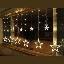 Led Lichtervorhang Weihnachtsbeleuchtung Lichterkette Licht