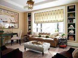 office desk in living room. Decoration: Office Desk A Living Room Design Ideas In O