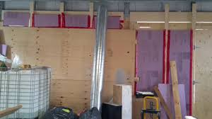 garage door framing detail