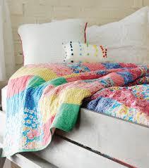 twin size quilt. Beautiful Twin How To Make A Twin Size Strip Quilt Throughout I