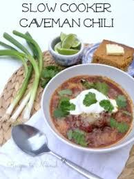 slow cooker caveman chili recipes to nourish bone broth