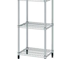 chrome wire shelving argos popular ikea omar shelving unit easy to assemble no tools required