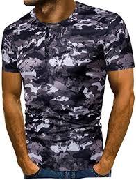 <b>Mens</b> Clothing Camouflage Short Sleeve <b>Men Shirt Summer Shirts</b> ...
