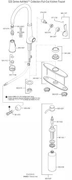 Repairing Kitchen Faucet Kitchen Sink Faucet Leak Kekoascom