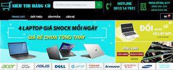 Lưu Ngay Top 10 Cửa Hàng Laptop Cũ TPHCM Giá Tốt Và Uy Tín