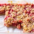another rhubarb crunch