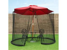 9 10ft umbrella table screen cover