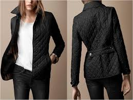Wear Weekly: Get the Quilted Designer Jacket Look For Less | The ... & Quilted Jacket Burberry $595 Adamdwight.com