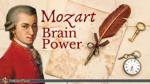 Mozart - Classical Music for Studying & Brain Power - YouTube