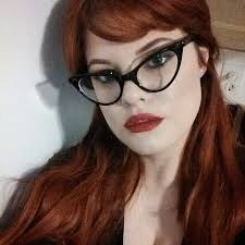 my beloved vine cat eye spectacles vine specs cateye 1950s