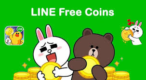 Image result for Get LINE Coins for free with LINE Free Coins!