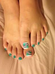 Turquoise Toe Nail Designs Toes Nail Art Toenail Design Pretty Toe Nails Cute Toe
