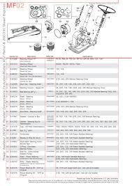 massey ferguson front axle page 52 sparex parts lists s 70375 massey ferguson mf02 42