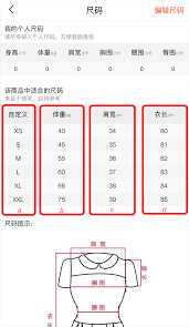 Height Weight Dress Size Chart Uk Taobao Clothes Size Guide