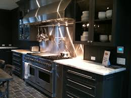 Kitchen: White Luxury Kitchen Design Ideas Electric Range Hood ...
