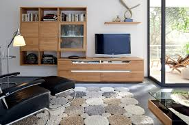 Wall Media Cabinet Wooden Finish Wall Unit Combinations From H 1 4 Lsta