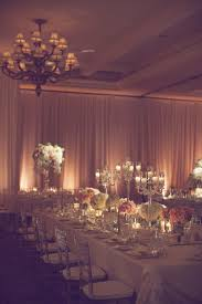 lighting ideas for weddings. wedding reception wall draping lighting ideas for weddings