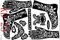 <b>Henna Tattoo Stencil</b> Kits Australia | New Featured <b>Henna Tattoo</b> ...