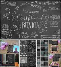 big chalkboard big chalkboard bundle with elements free download
