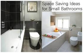 space saving ideas for small bathrooms. feel bigu002639 small enchanting ideas for space saving bathrooms