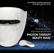 Professional <b>Electric</b> Colorful Beauty <b>Photon Light</b> Therapy Facial ...