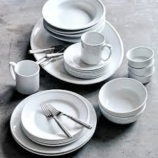 dinner sets for 6. dinner sets for 6 williams-sonoma