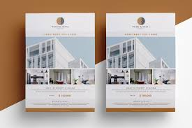 20 Best Real Estate Flyer Templates 2020 Creative Touchs