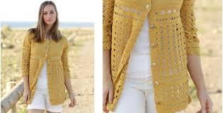 Crochet Cardigan Pattern Stunning Sahara Crocheted Cardigan [FREE Crochet Pattern]