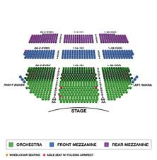 Broadway Seating Charts