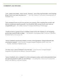production designer resumes lance cardinal creative blog set designer resume