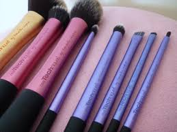 review of real techniques brushes