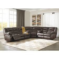 leather reclining sectional. Plain Leather Lunceford Leather Reclining Sectional With P