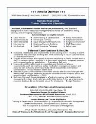 Hr Manager Resume Fresh Best Cover Letter Opening Lines Hr Manager