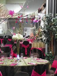 Quinceanera Centerpieces Tampa Florida Party Planning Galore Quince Chairs  Quiceanera Decor Theme Elegant Q