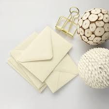 200 Mini Envelopes Cream Buttermilk Bulk Small Envelopes Etsy