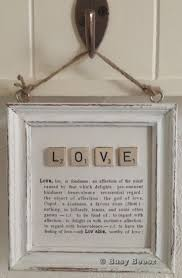 Scrabble Letter Wall Decor Best 20 Scrabble Wall Art Ideas On Pinterest Scrabble Wall